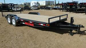 2016 !! SALE !! 20' Equipment Trailer (14000 GVW) Double A