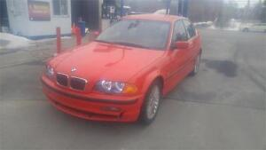 BMW 328I MANUELLE CLIMATISEE CUIR TRACTION ARRIERE TTES OPTIONS