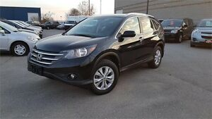2014 Honda CR-V Touring Nav/leather