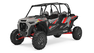 POLARIS TURBO XP 4 DYNAMIX 2019