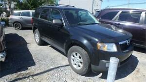 2009 Mazda Tribute GX V6 4X4 AWD