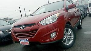 2012 Hyundai Tucson GLS / ONLY 84k / HEATED SEATS / A-RIMS