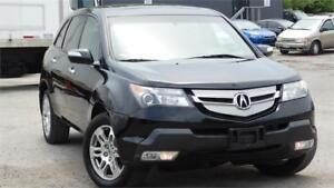 2009 Acura MDX Tech Pkg WITH SAFETY CERTIFICATE