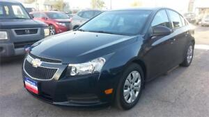 2014 Chevrolet Cruze  2LS, ONE OWNER, NO ACCIDENTS, 52K !!!
