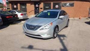 2011 Hyundai Sonata Limited in mint condition