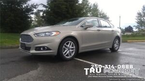 Ford Fusion!! One Owner, Factory Warranty