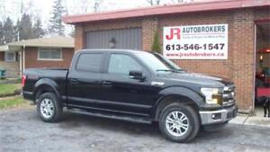 2016 Ford F-150 Lariat 5.0L Supercrew 4X4 - Absolutely Loaded