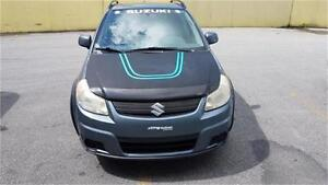 SX4 2007 AWD, AC, Mags, groupe electrique, propre