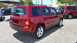 Late model Automatic SUV... 2012 Jeep Patriot Sport .. Low KLM's Westcourt Cairns City Preview