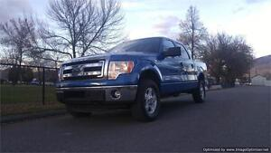 2014 FORD F-150 SUPERCREW XLT *FACTORY WARRANTY, ONE OWNER*