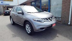 2012 Nissan Murano SL/AWD/BACKUP CAMERA/IMMACULATE$ 14500