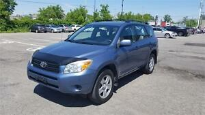 2008 Toyota Rav4 Automatic 4 Cylinders 4x4
