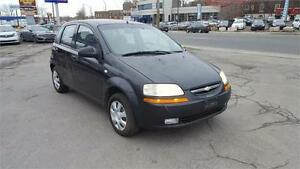 2005 Chevrolet AVEO 5------Automatique