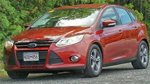 2014 Ford Focus SE (Hatchback!)