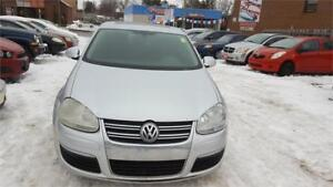 2006 VW JETTA  SMOOTH DRIVING MANUAL TDI  WITH SAFETY