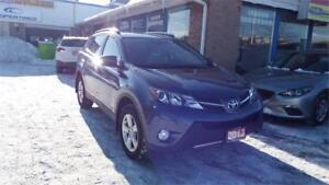2013 Toyota RAV4 XLE/BACKUP CAMERA/BLUE TOOTH/IMMACULATE$16900