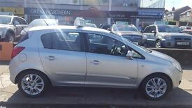 Vauxhall Corsa 1.4 16v Design(low mileage only 39k)