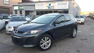 2011 Mazda CX-7 GS AWD LEATHER, P-MOON, BLUETOOTH