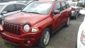 2007 Jeep Compass Sport runs and drives as.is deal