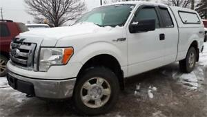 2011 Ford F150 XLT 4x4, 4 Doors Loaded, Tow package, V6 3.7L!