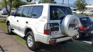 Automatic 4X4.. 2002 Toyota LandCruiser Wagon.. 8 Seater Westcourt Cairns City Preview
