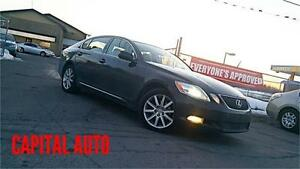2006 Lexus GS300 AWD Ultra Premium *Safetied*