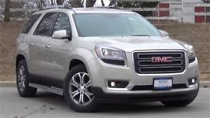 2014 GMC Acadia SLT AWD|Remote Start|Leather|BOSE|Backup Camera