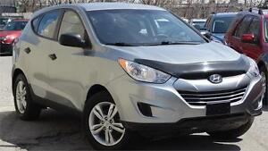 2012 Hyundai Tucson GL with safety certificate
