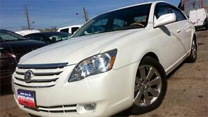 2007 TOYOTA AVALON XLS, LEATHER, S-ROOF, A-RIMS, 125k!!!