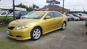 FREE 3 Year Wty - Toyota Camry Sportivo - 4 Cylinder Automatic Westcourt Cairns City Preview