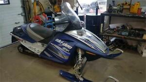 CLEAN 2006 SKI DOO GSX 600SDI SERVICED AND READY FOR WINTER