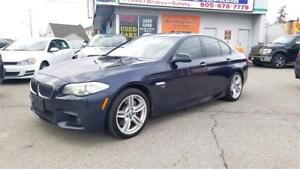 2011 BMW 5 Series 535i xDrive - M Sport Package, Fully Loaded