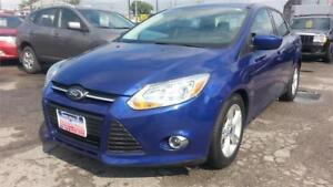 2012 Ford Focus SE, AUTO, ONE OWNER, ACCIDENT FREE