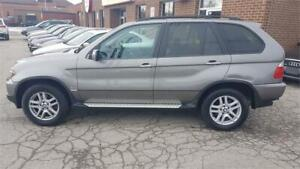 2006 BMW X5 3.0i 1 OWNER 416 271 9996 4500.00 well maint.