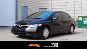 2011 Honda Civic Sdn DX-G, CERTIFIED, 3 YEAR WARRANTY