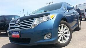2009 Toyota Venza LEATHER /AWD / S-ROOF / A-RIMS / HEAT. SEATS