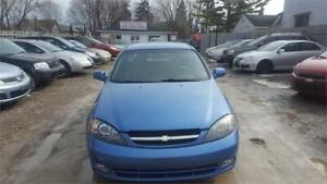 2006 CHEVY OPTRA HATCHBACK AUTOMATIC SAFETY & WARRANTY