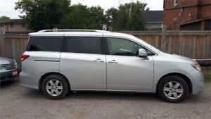 2011 Nissan Quest S-Excellent Condition-7 Passengers-Certified