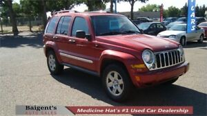 2007 Jeep Liberty LTD 4x4