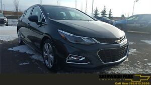2017 Chevrolet Cruze Premier Manager Demo