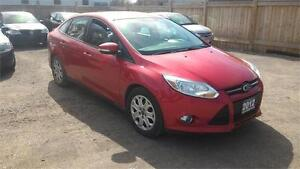 2012 Ford Focus-Gas Saver-Sporty-Extra Set winter tires/Rim