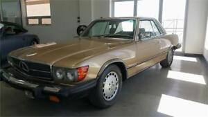 1981 Mercedes Benz 380SLC Coupe STUNNING CLASSIC, LOW MILEAGE!!