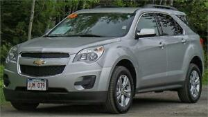 2015 Chevrolet Equinox LT (Very Low km's!)