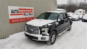 2016 Ford F-150 XLT -- VEHICULE NEUF  6 600 KMS --