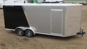 2018 18' + 3' V-nose  Enclosed Trailer (7000 GVW) Harvest Cargo