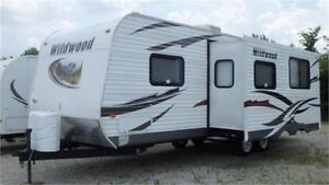 2012 Wildwood… BAD CREDIT FINANCING AVAILABLE!!