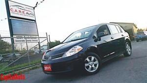 2011 Nissan Versa SL *NAVI* *LEATHER*