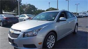 2011 Chevrolet Cruze LS-AUTOMATIC-ONLY 62KM