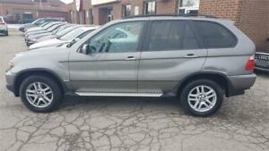 2006 BMW X5 3.0i 1 OWNER 416 271 9996 5500.00 well maintained