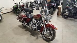 2009 HARLEY DAVIDSON ROAD KING FLHR